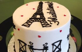 L'amour Layer Cake