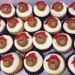 Paddington Bear Cupcakes