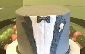 Tuxedo Jacket Layer Cake