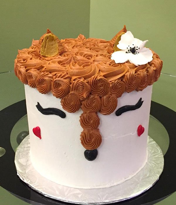 Fox Layer Cake