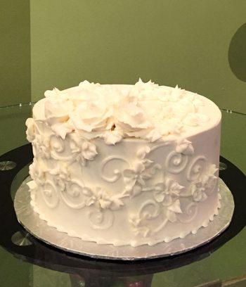 Charlotte Layer Cake