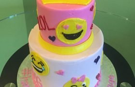 Two Tiered Occasion Cakes Classy Girl Cupcakes
