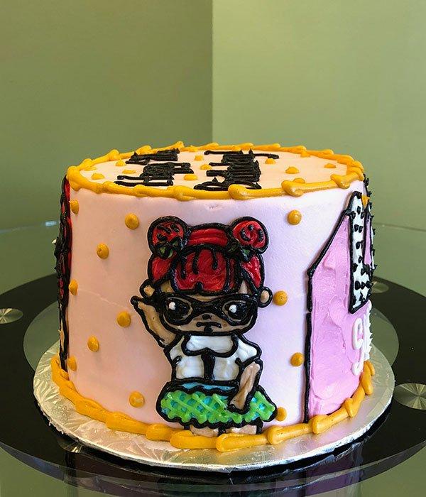Lol Surprise Layer Cake Classy Girl Cupcakes