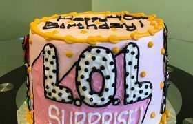 L.O.L. Surprise Layer Cake