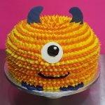 Little Monster Layer Cake