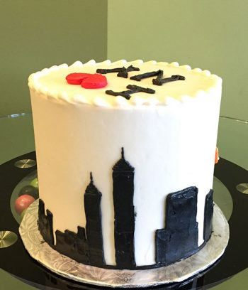 New York Layer Cake - Side