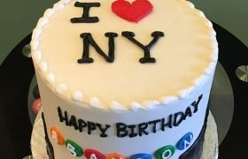 New York Layer Cake
