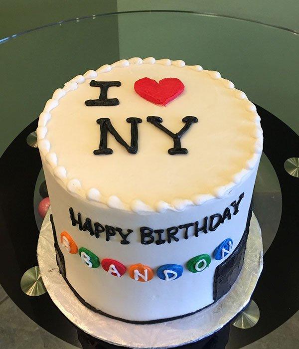 New York Layer Cake