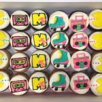 Totally 80's Cupcakes
