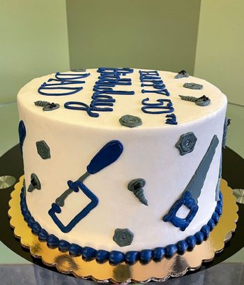 Tools Layer Cake - Side