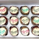 Prom Cupcakes