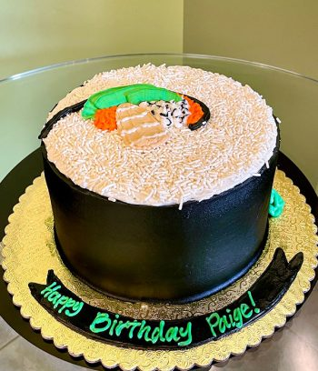 Sushi Roll Layer Cake