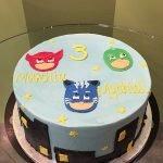 PJ Masks Layer Cake