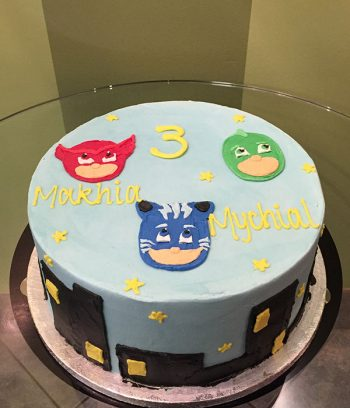 PJ Masks Layer Cake