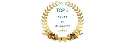 ThreeBest Rated - The Best Cakes in MIlwaukee