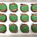Dollar Bill Cupcakes - Chocolate