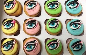 Eye Cupcakes