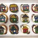 Housewarming Cupcakes