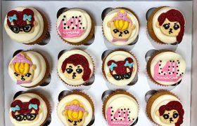 LOL Surprise Cupcakes