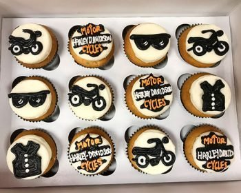 Motorcycle Cupcakes