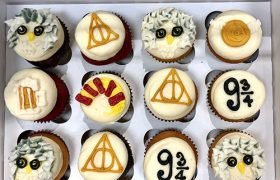 Harry Potter Cupcakes - Assorted Designs