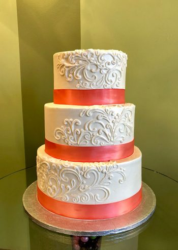 Delia Wedding Cake