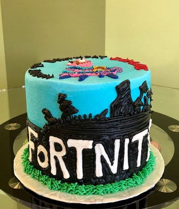 Fortnite Layer Cake - Side
