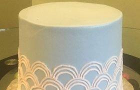 Art Deco Layer Cake