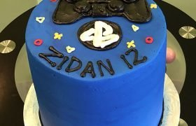Playstation Layer Cake