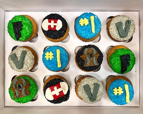Fortnite Cupcakes Classy Girl Cupcakes
