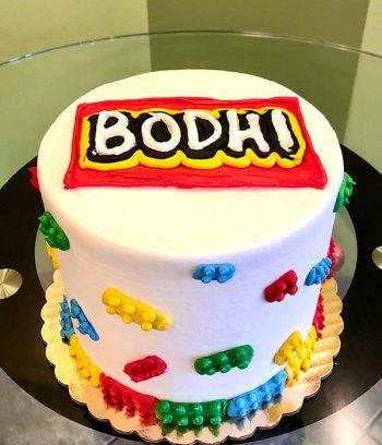 Lego Layer Cake