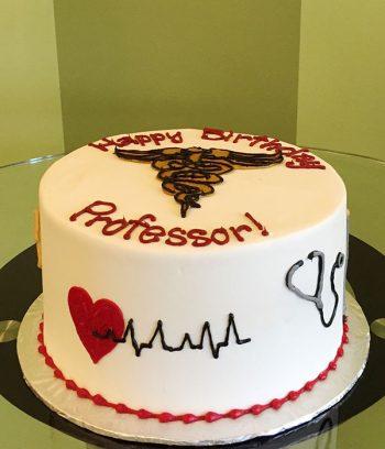 Medical Layer Cake