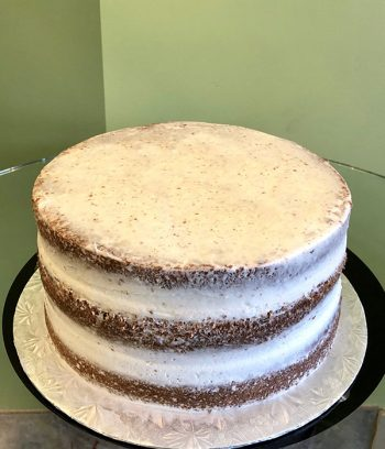 Naked Layer Cake - 10""