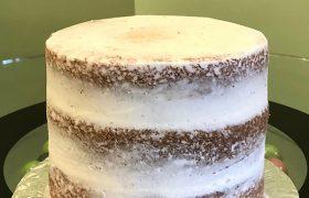 "Naked Layer Cake - 6"""