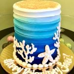 Starfish Layer Cake