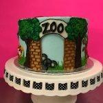 Zoo Layer Cake