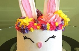 Bunny Rabbit Layer Cake
