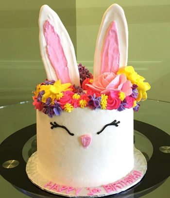 Bunny Rabbit Layer Cake