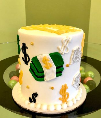 Money Layer Cake - Side
