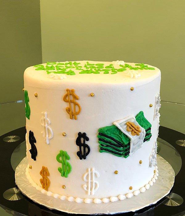 Money Layer Cake