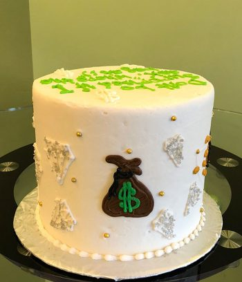 Money Layer Cake