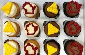 Cheesehead Cupcakes