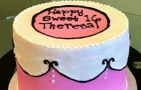 Draped Valance Layer Cake
