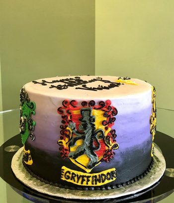 Harry Potter Layer Cake - Gryffindor