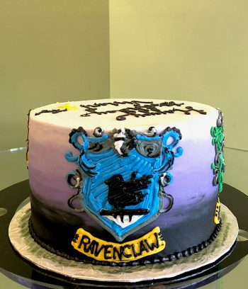 Harry Potter Layer Cake - Ravenclaw