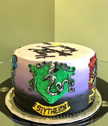Harry Potter Layer Cake - Slytherin