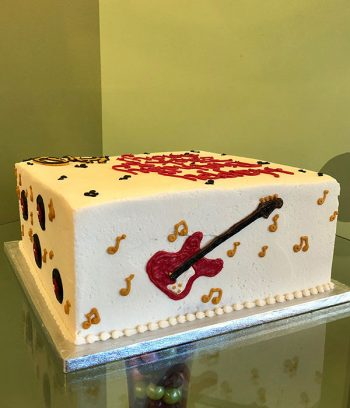 Rock Star Layer Cake - Back Side