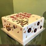 Rock Star Layer Cake