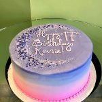 Stardust Layer Cake