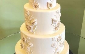 Morgan Wedding Cake